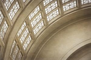 Union Station Ceiling Detail 2 by Lillis Werder