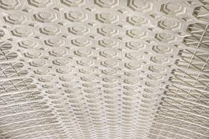 Union Station Ceiling Detail 6 by Lillis Werder