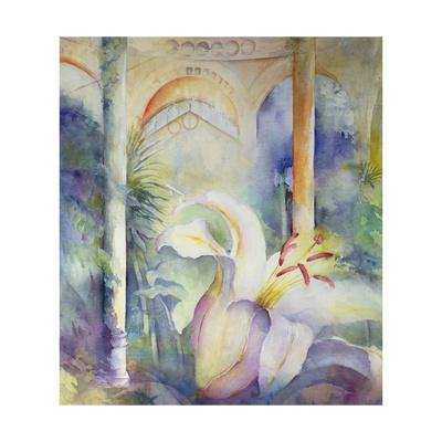 Lily at Syon House-Karen Armitage-Giclee Print