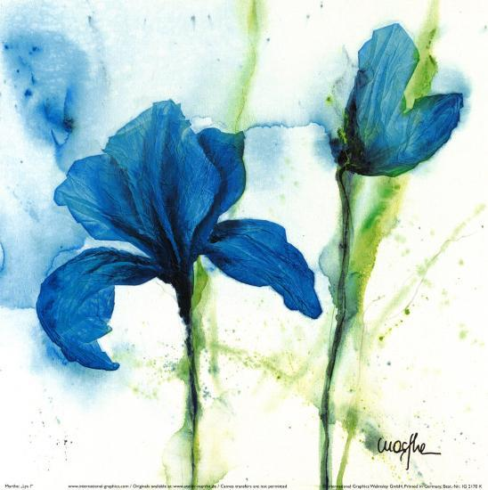 Lily I-Marthe-Art Print
