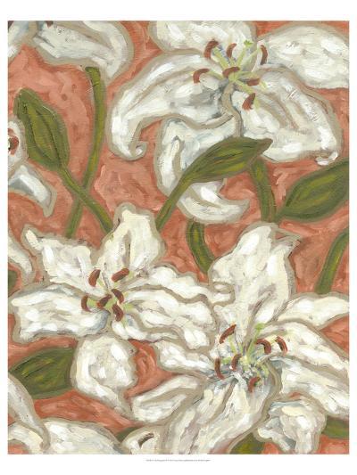 Lily Menagerie II-Karen Deans-Art Print