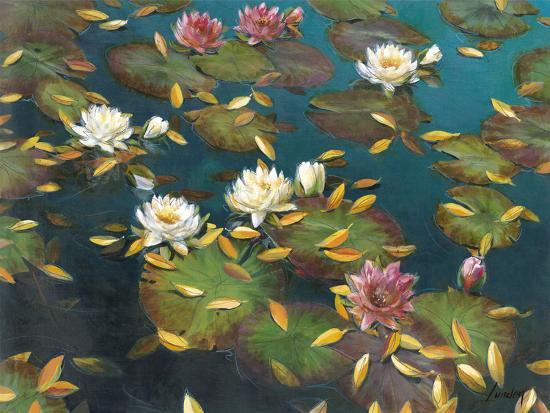 Lily Pad II-Elise Lunden-Giclee Print