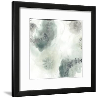Lily Pad Watercolor I-June Vess-Framed Art Print