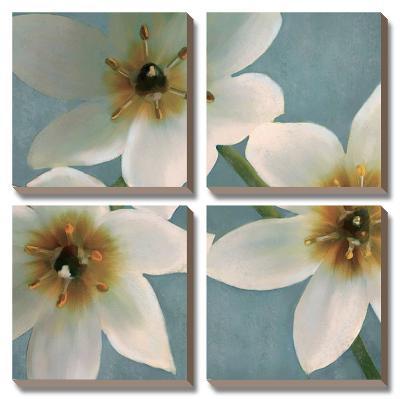 Lily Parfait I-Janel Pahl-Canvas Art Set