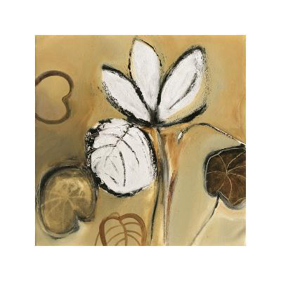 Lily Pond I-Natasha Barnes-Giclee Print