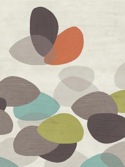 Lily Pond I-June Erica Vess-Art Print