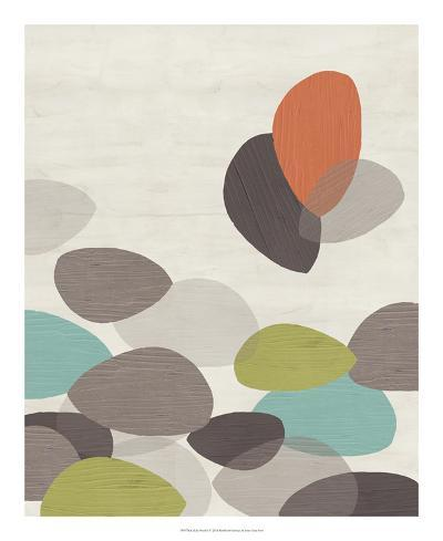 Lily Pond II-June Erica Vess-Art Print