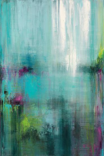 Lily Reflections-Wani Pasion-Art Print