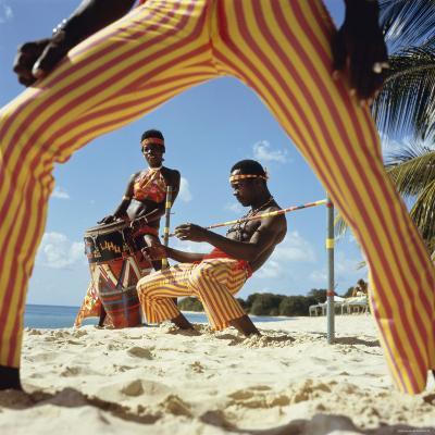 Limbo Dance, Barbados--Photographic Print