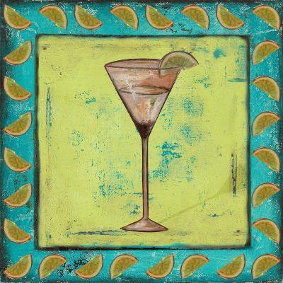 Lime Coctelito-Patricia Pinto-Premium Giclee Print