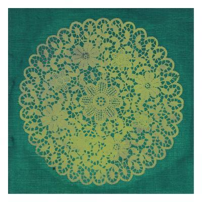 Lime Doily-Smith Haynes-Art Print