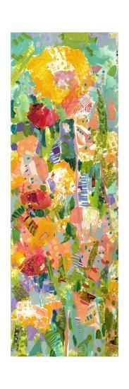 Lime Garden I-Tara Grim-Art Print