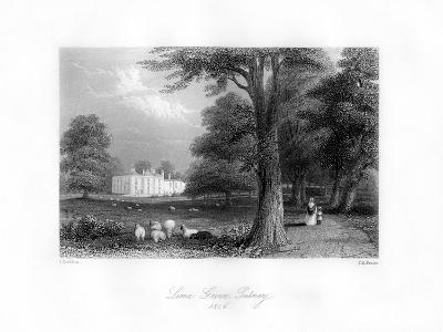 Lime Grove, Putney, 1846-TA Prior-Giclee Print