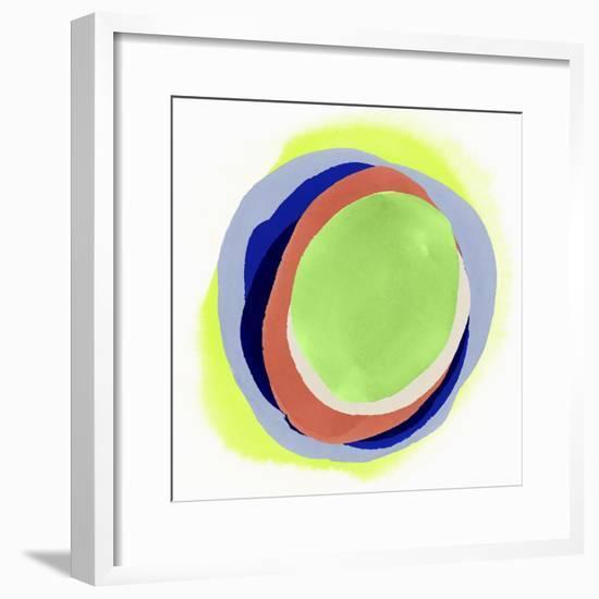 Lime Ringlet-PI Studio-Framed Art Print