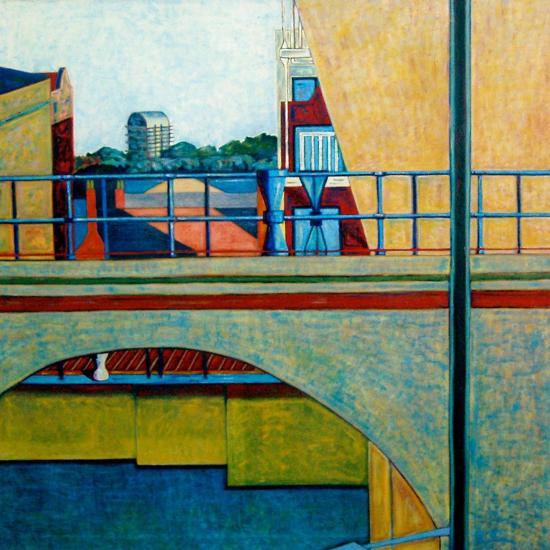 Limehouse-Noel Paine-Giclee Print