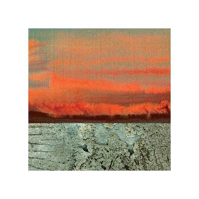 Limestone Sunset-J^ McKenzie-Giclee Print