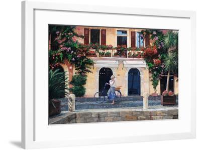 Limone, Lake Garda, Italy, 2003-Trevor Neal-Framed Giclee Print