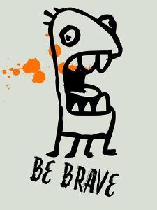 Be Brave 1 by Lina Lu