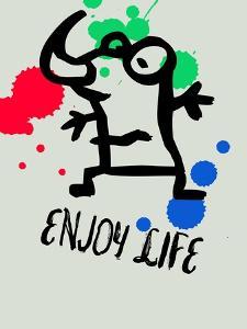 Enjoy Life 1 by Lina Lu