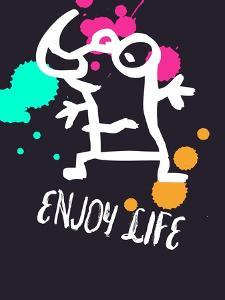 Enjoy Life 2 by Lina Lu