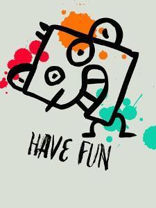 Have Fun 1 by Lina Lu