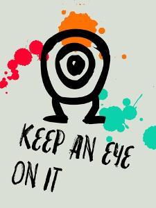 Keep an Eye on it 1 by Lina Lu