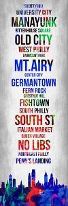 Streets of Philadelphia 1 by Lina Lu