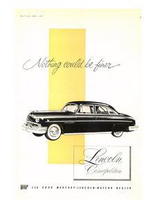 Lincoln 1951 Cosmopolitan