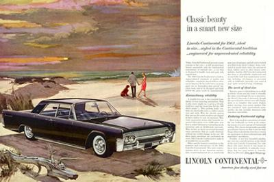 Lincoln 1961 Classic Beauty