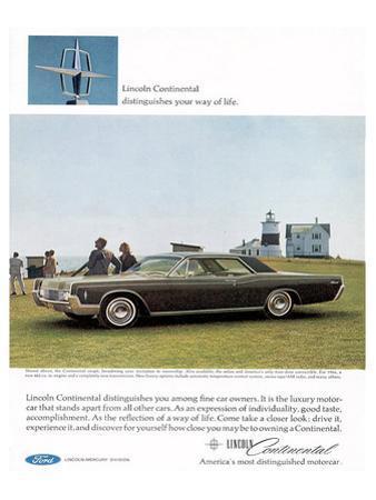 Lincoln 1966 Your Way of Life