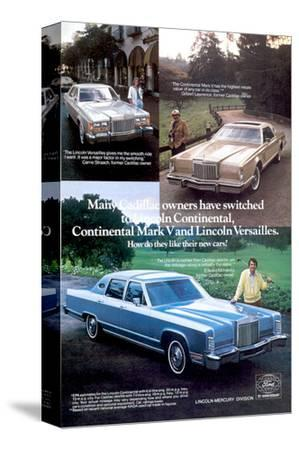 Lincoln 1978 Cadillac Owners…