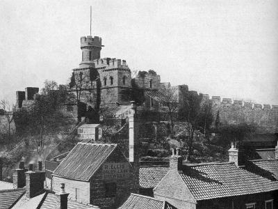 Lincoln Castle, Lincolnshire, 1924-1926--Giclee Print