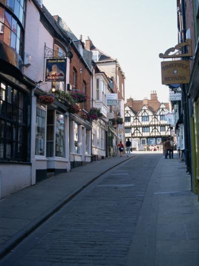 Lincoln, Lincolnshire, England, United Kingdom, Europe-Robert Harding-Photographic Print