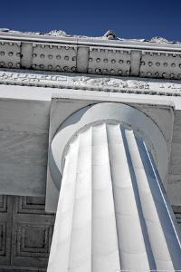 Lincoln Memorial Column Washington DC