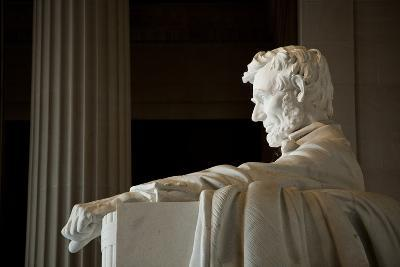 Lincoln Memorial in Washington, DC-Paul Souders-Photographic Print