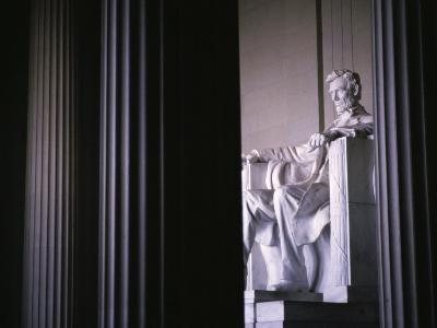 Lincoln Memorial, Washington, D.C., USA--Photographic Print