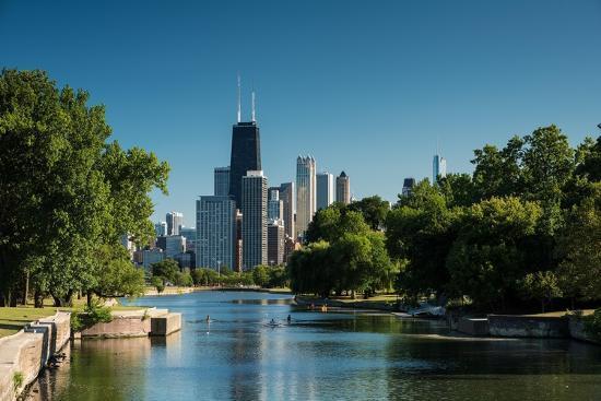 Lincoln Park Chicago-Steve Gadomski-Photographic Print