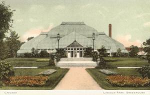 Lincoln Park Greenhouse, Chicago, Illinois