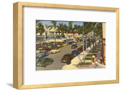 Lincoln Road, Miami Beach, Florida