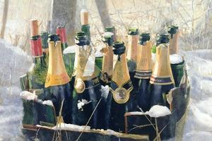 Boxing Day Empties, 2005 by Lincoln Seligman