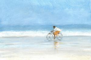 Boy on a Bike 1, 2015 by Lincoln Seligman
