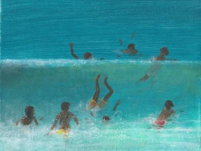 Children in the Surf, 2015