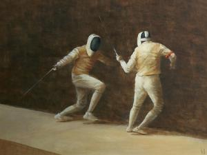 Fencing by Lincoln Seligman