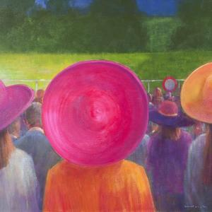 Finishing Post, Hats, 2014 by Lincoln Seligman