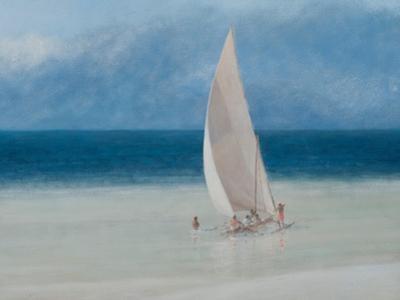 Fishermen, Kilifi, 2012 by Lincoln Seligman