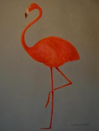 Flamingo by Lincoln Seligman