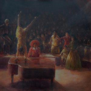 Giffords Circus 2 by Lincoln Seligman