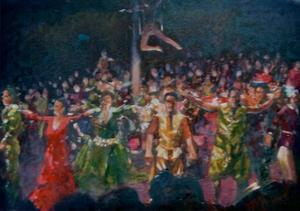 Giffords Circus by Lincoln Seligman