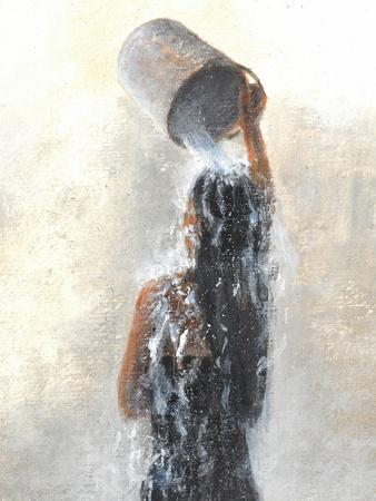 Girl Showering, 2015