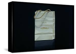 Harrods Caviar Bag, 1989 by Lincoln Seligman